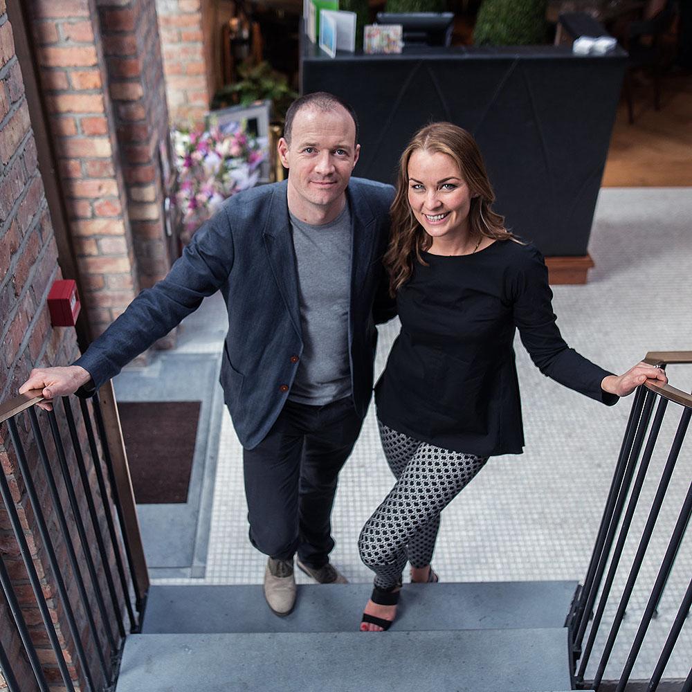Mark and Adriana Fitzpatrick
