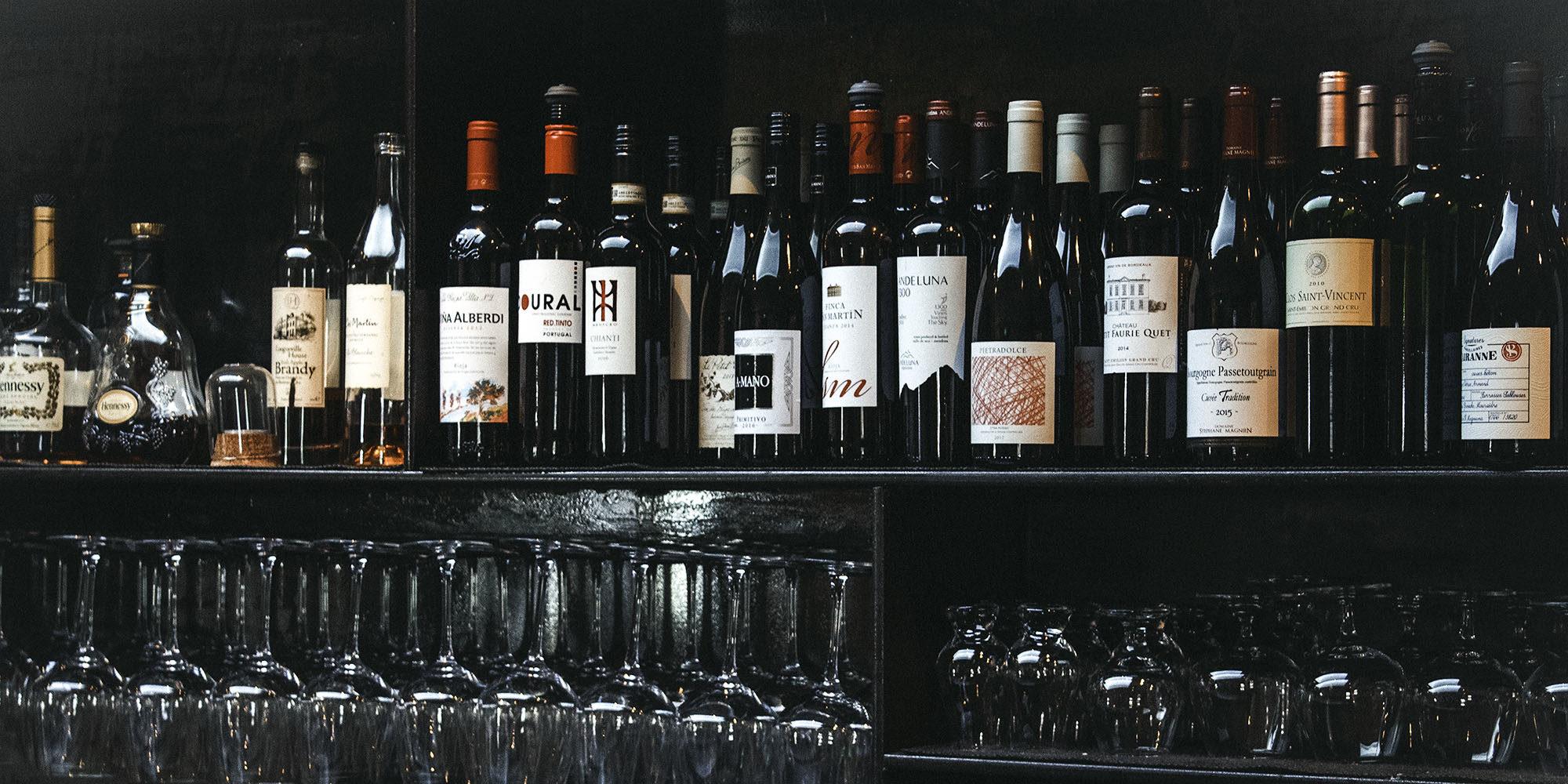Wine Cellar - Hero